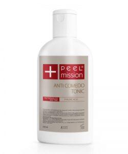 Anti comedo tonic peel mission kwas pirogronowy