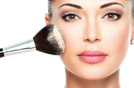 Kosmetyki mineralne makijaż